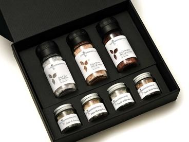 BOX N. 35 GOURMET SALT SPECIAL