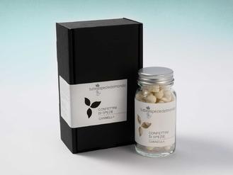 Box Confettini di Cannella - Vasetto 80g