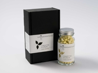 Box Confettini di Cardamomo - Vasetto 80g