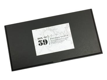 BOX N. 39 SELEZIONE PEPPER TOP 5