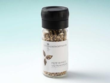 Pepe Bianco Vietnam Pearl - Vasetto Tappo Macina 50g