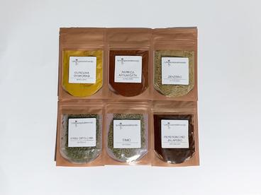 I LOVE SPICES & YOU - Kit degustazione