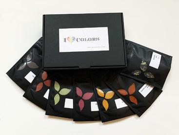 I LOVE COLORS - Kit degustazione